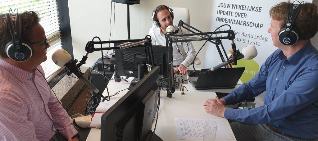 ZP Radio interview Inhuurkaart