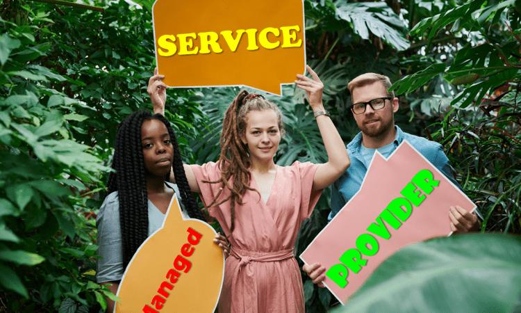 De mogelijke rollen van een Managed Service Provider bij inhuur